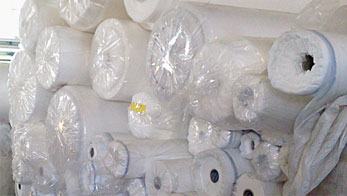 Distribution plastics Dieffe - Raw material in reels